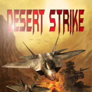 'Desert Strike' by Leo Champion – Cover Art