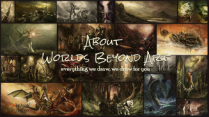 About Worlds Beyond Art