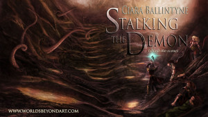 The making of Stalking the Demon
