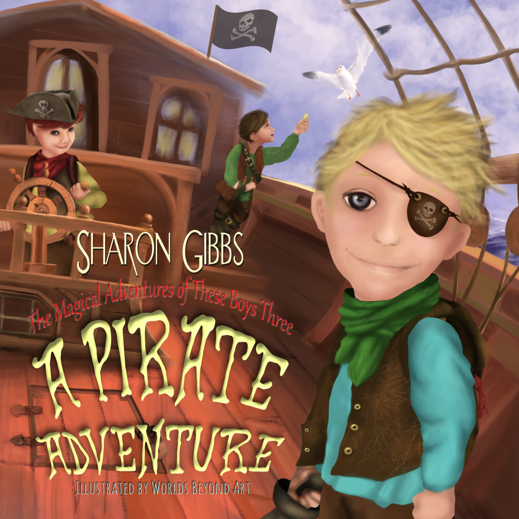 A Pirate Adventure | Sharon Gibbs