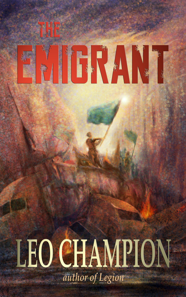 The Emigrant by Leo Champion