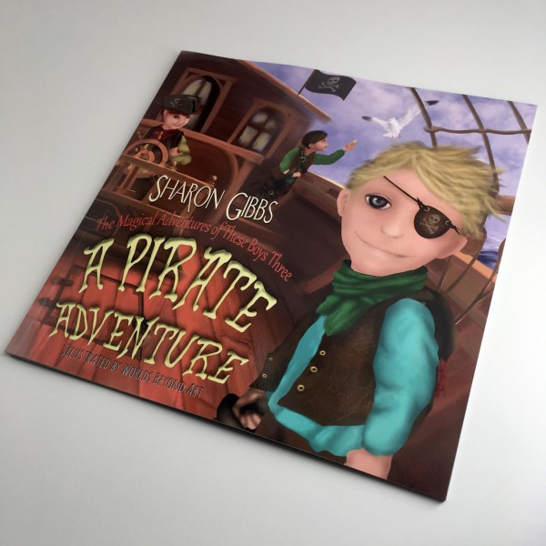 Sharon Gibbs' A Pirate Adventure
