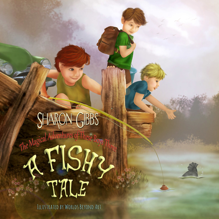 A Fishy Tale by Sharon Gibbs